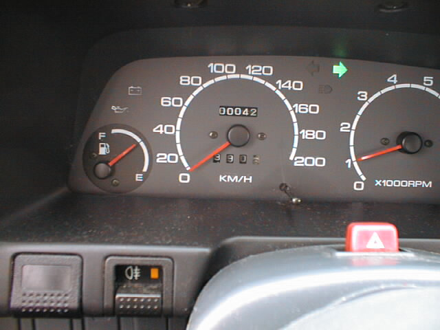 This is not the first time this car has this milage on it...