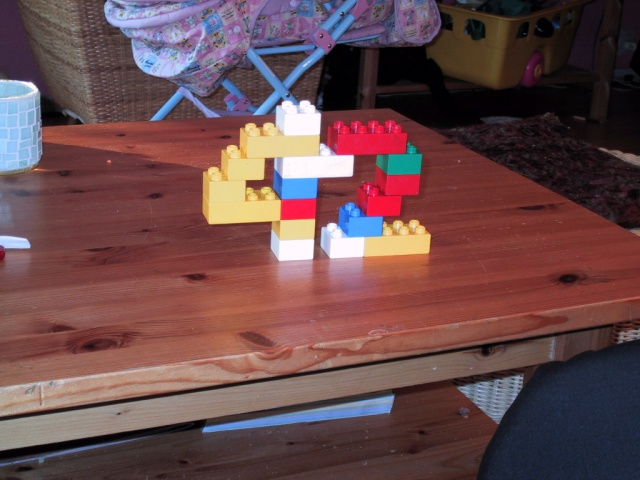 A nephew built this after seeing the 42.is site.